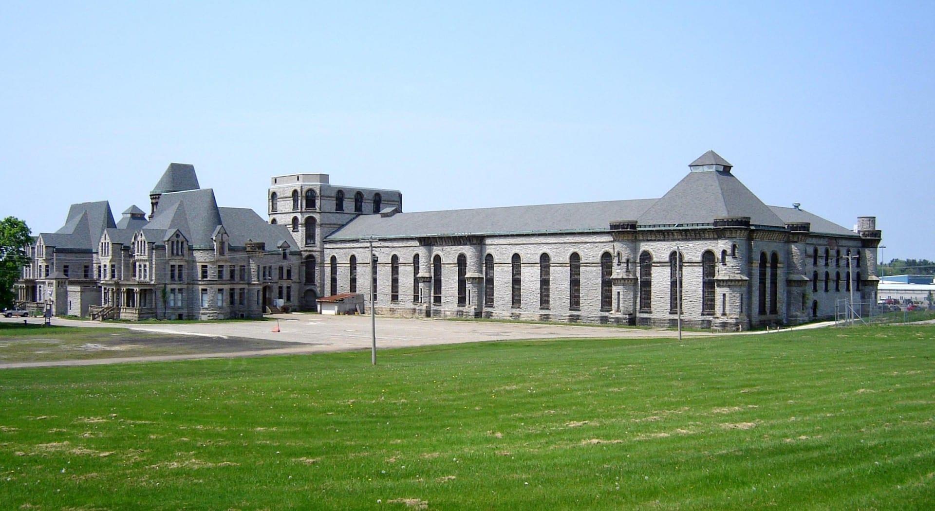 El reformatorio Mansfield OH Estados Unidos