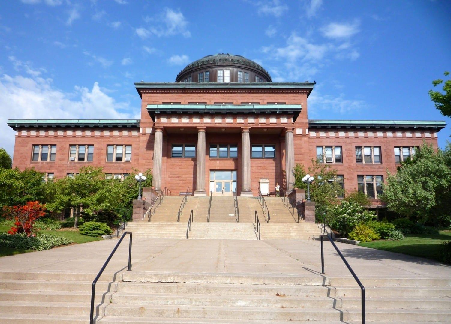 El tribunal de la ciudad de Marquette Marquette MI Estados Unidos