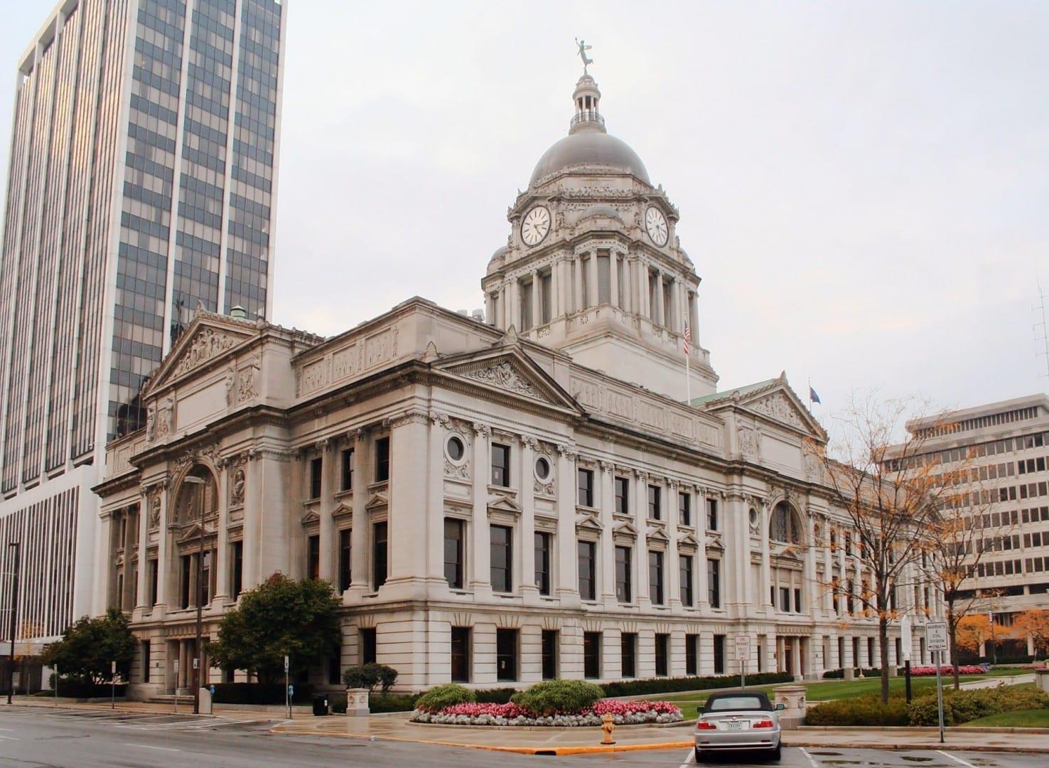 El Tribunal del Condado de Allen Fort Wayne IN Estados Unidos
