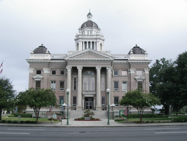 El Tribunal del Condado de Lowndes Valdosta GA Estados Unidos