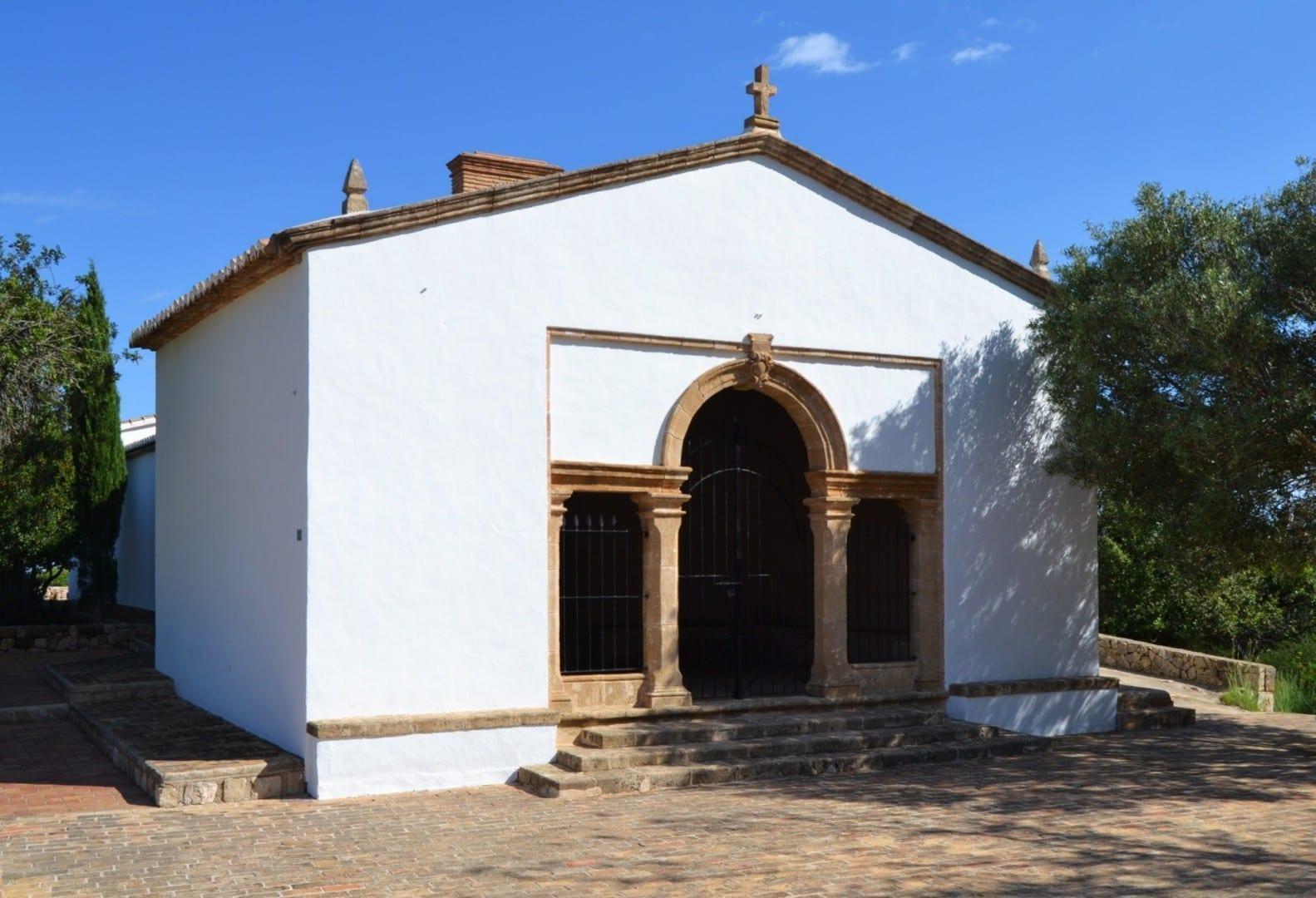 Ermitaño de San Juan Denia España