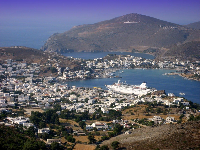 Escala Patmos Grecia