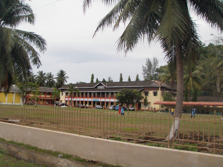 Escuela de niñas, Port Blair Port Blair India