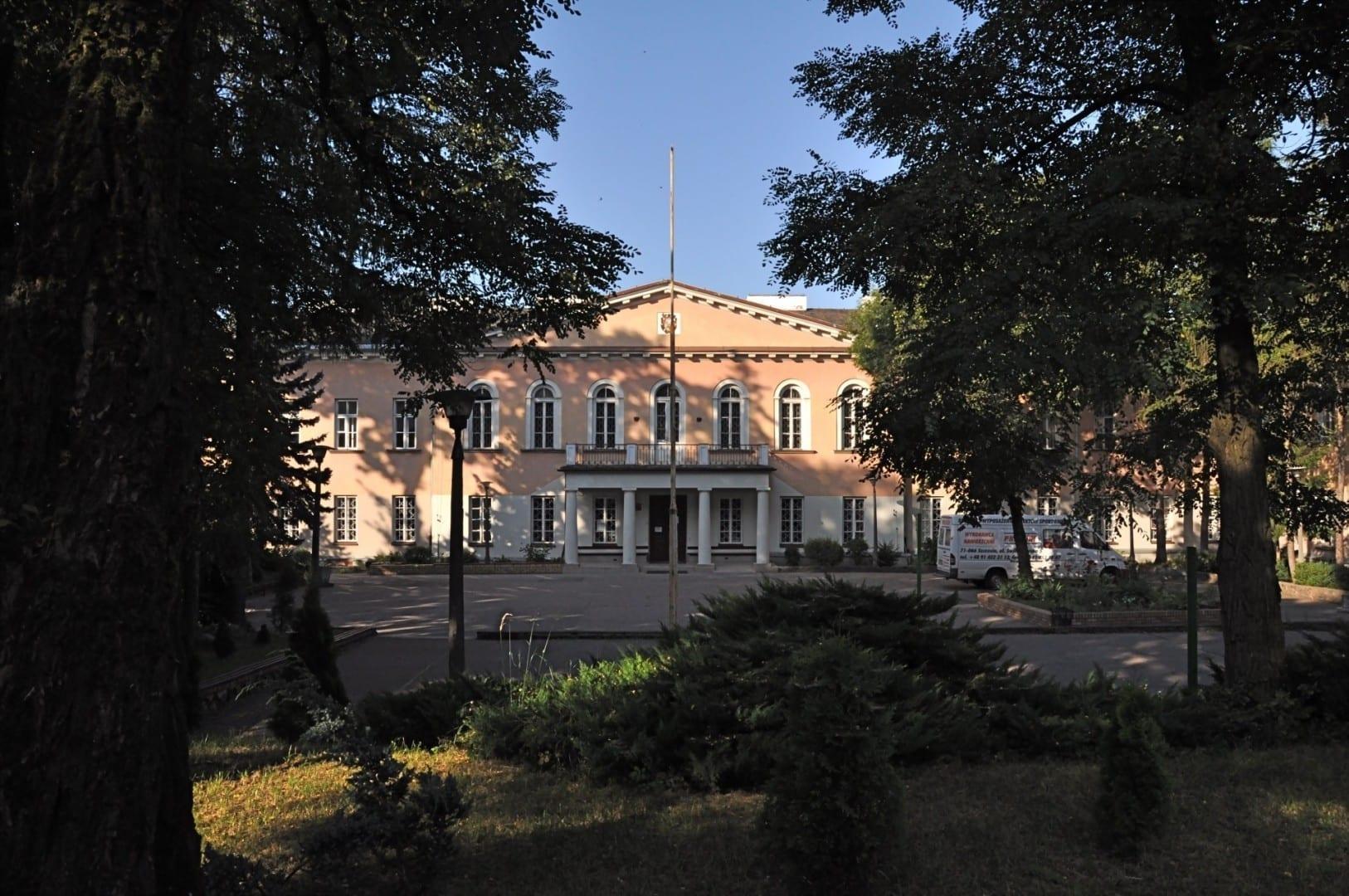 Escuela Secundaria Rey Segismundo Augusto Białystok Polonia