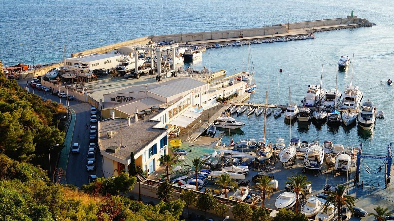 España Calpe Puerto España
