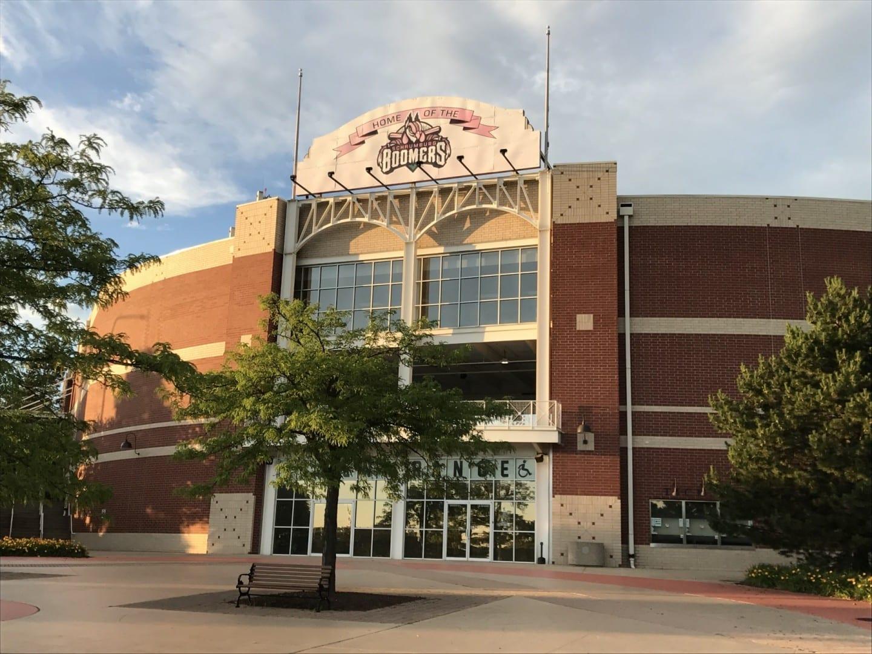 Estadio de los Boomers de Schaumburg Schaumburg IL Estados Unidos