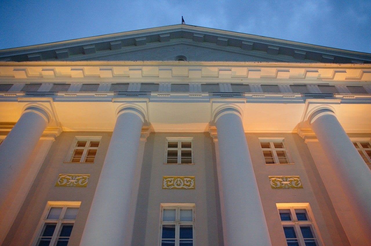 Estonia Tartu Universidad Estonia