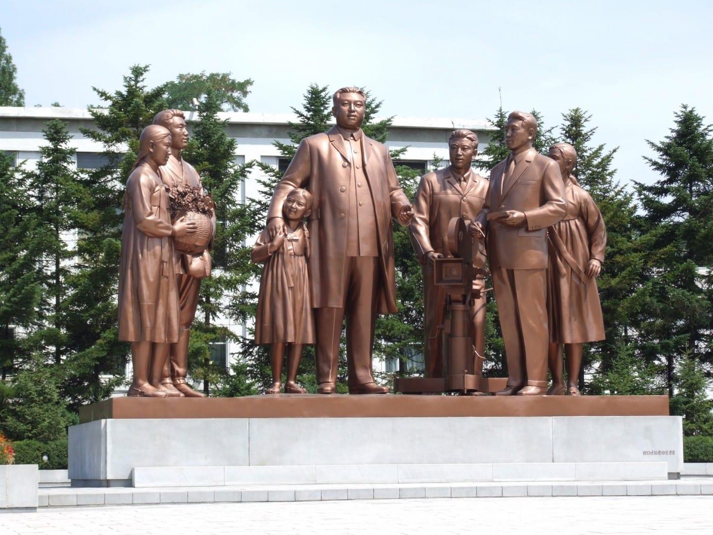Estudios de Cine de Pyongyang Pyongyang Corea del Norte