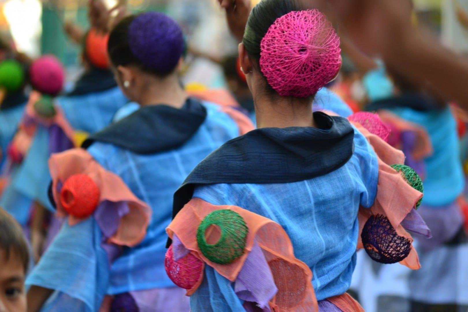 Festival de Binatbatan en 2012 Vigan Filipinas