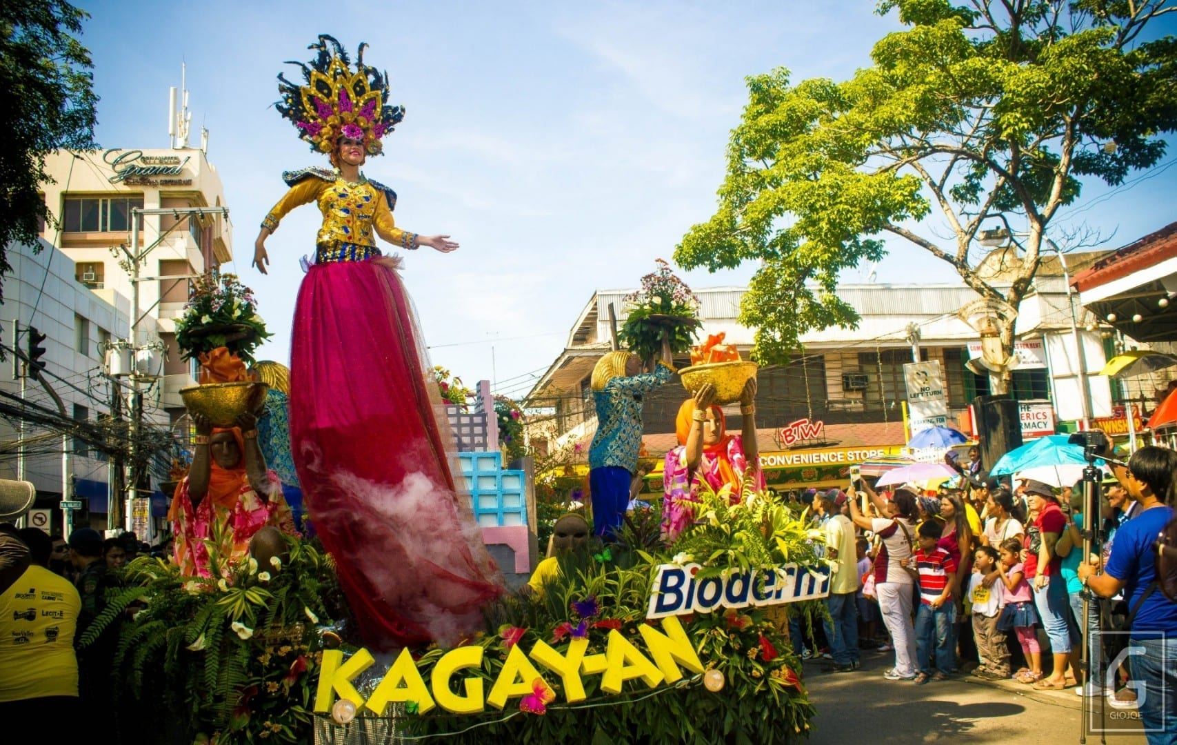 Festival Higalaay Kagayan 2014 Cagayan de oro Filipinas