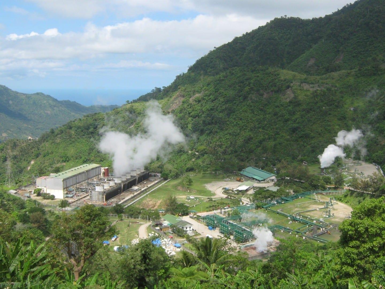 Filipinas es el segundo país, después de EE.UU., en la producción de electricidad a partir de fuentes geotérmicas. Dumaguete Filipinas