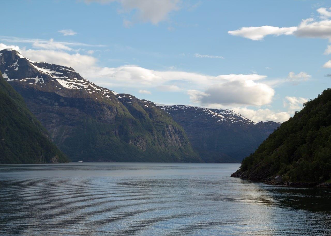 Fiordo Noruega Geiranger Noruega