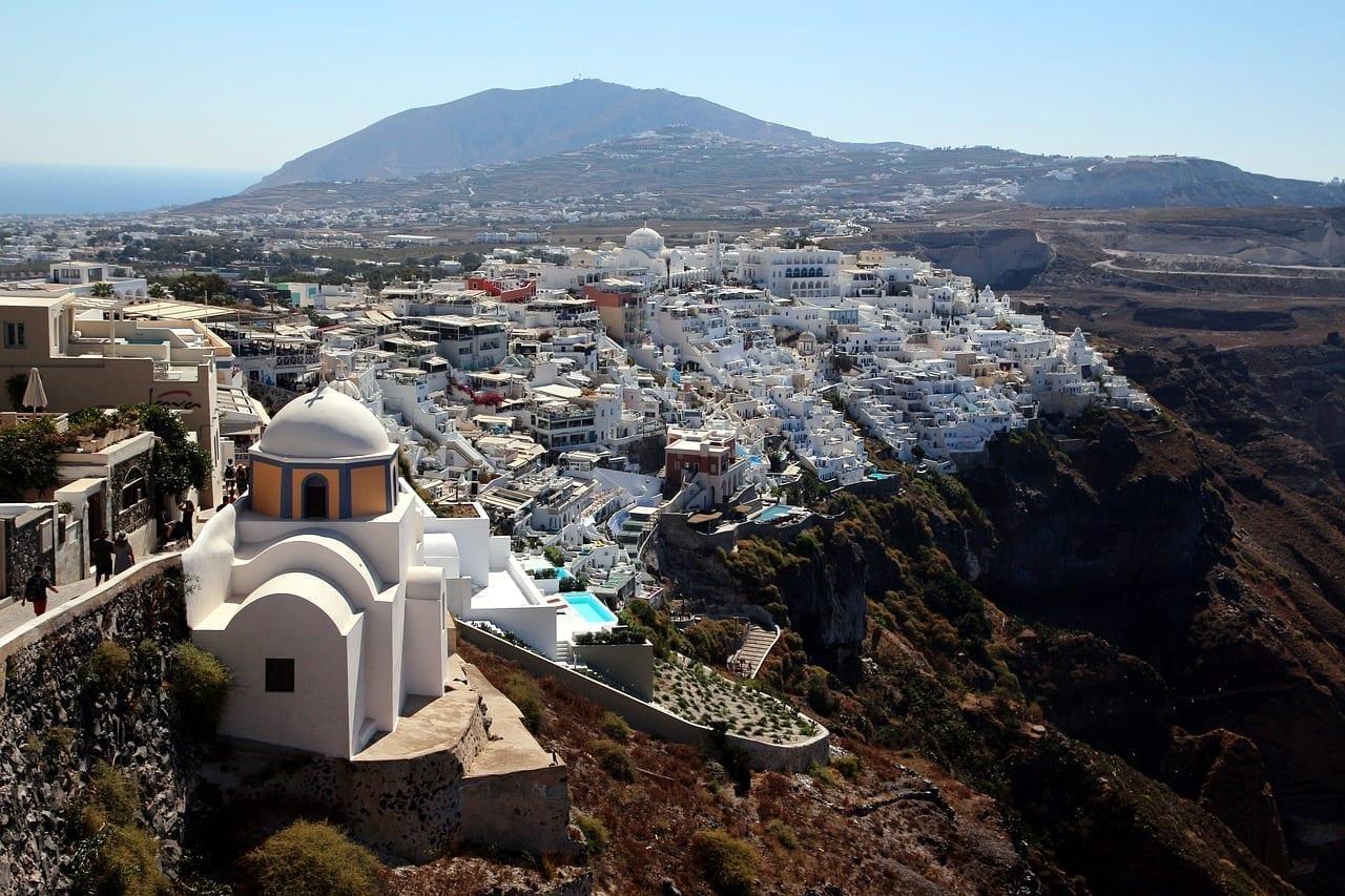 Fira Grecia Blanco Grecia