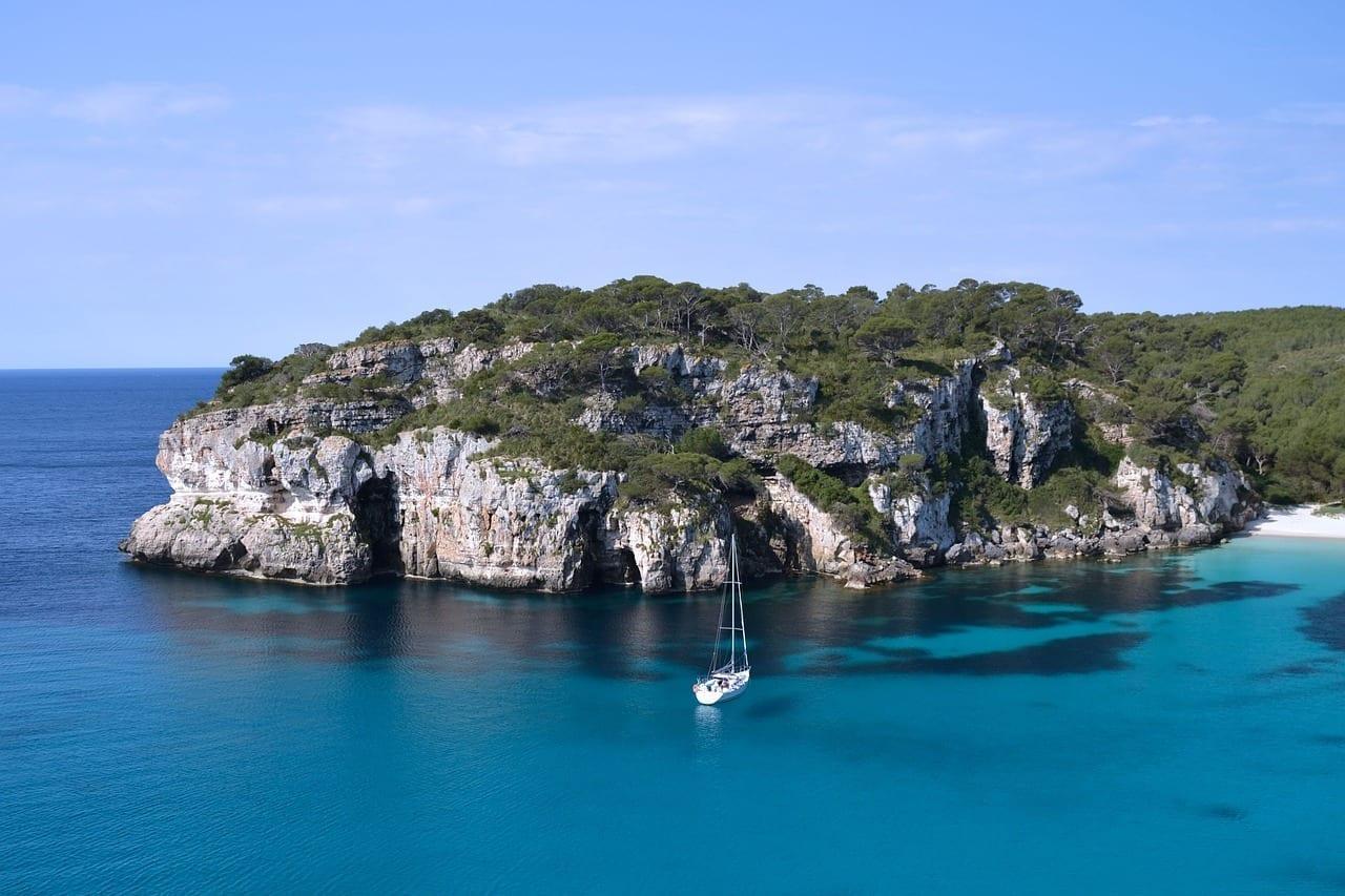Formentera Playa Cala España