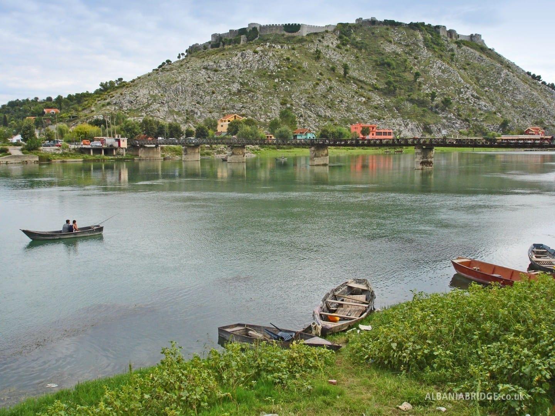 Fortaleza de Rozafa Shkoder Albania