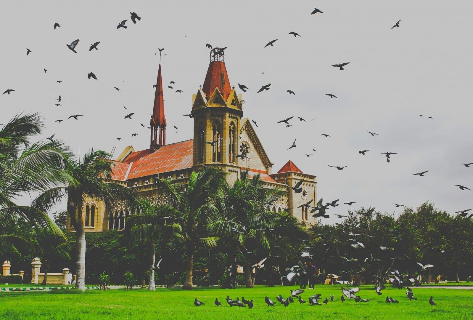 Frere Hall Karachi Pakistán