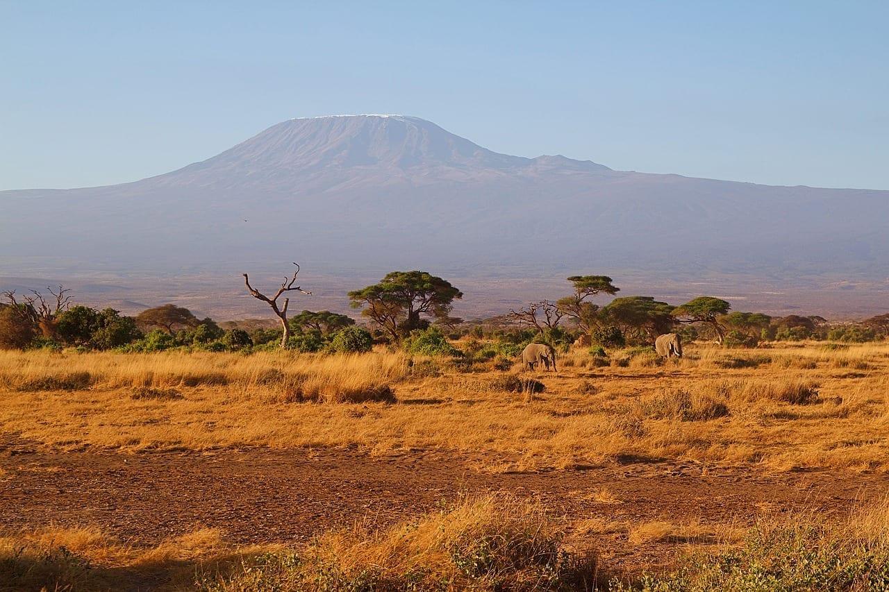 áfrica Kilimanjaro Kenia Tanzania