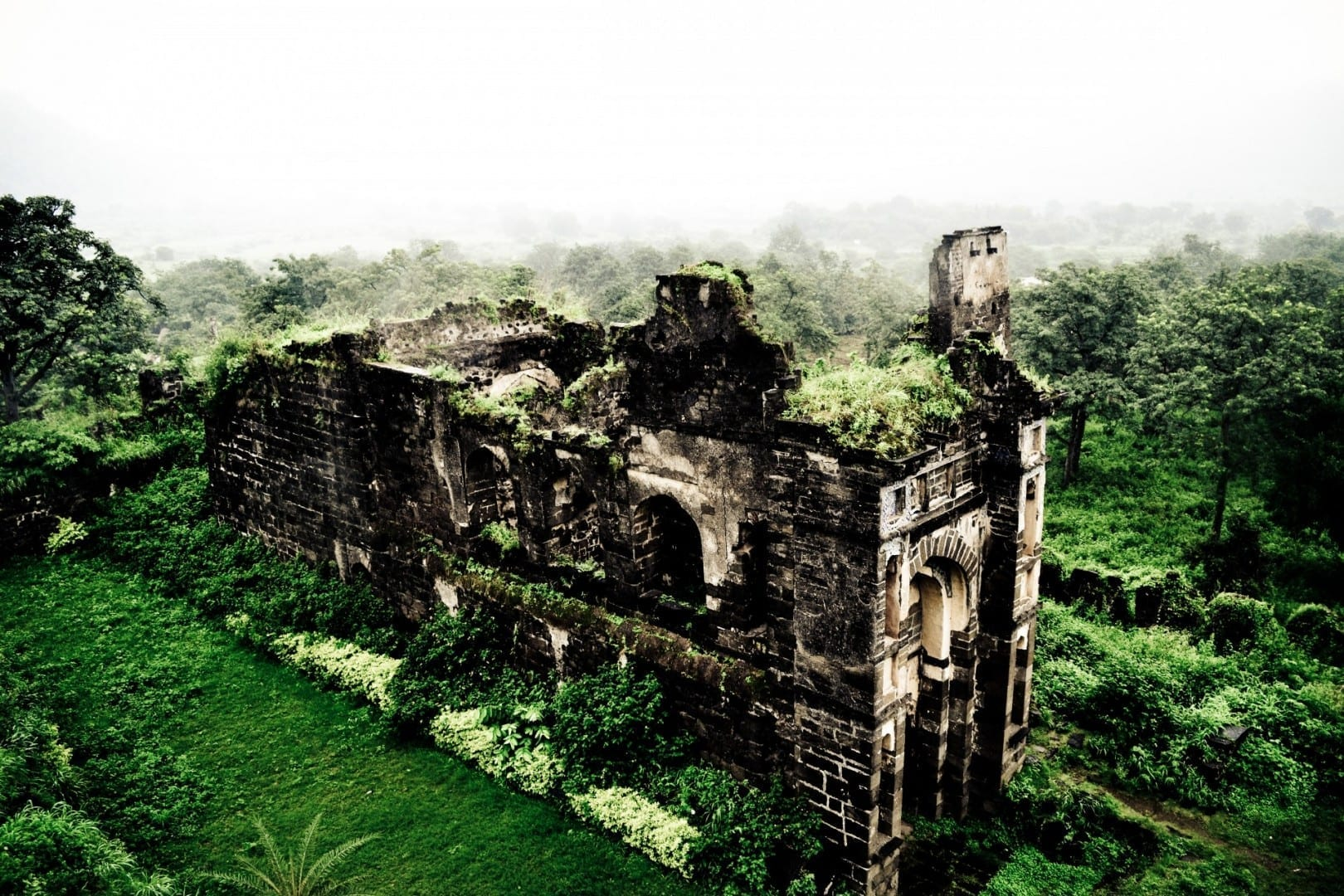 Fuerte Daulatabad - Aurangabad Aurangabad India