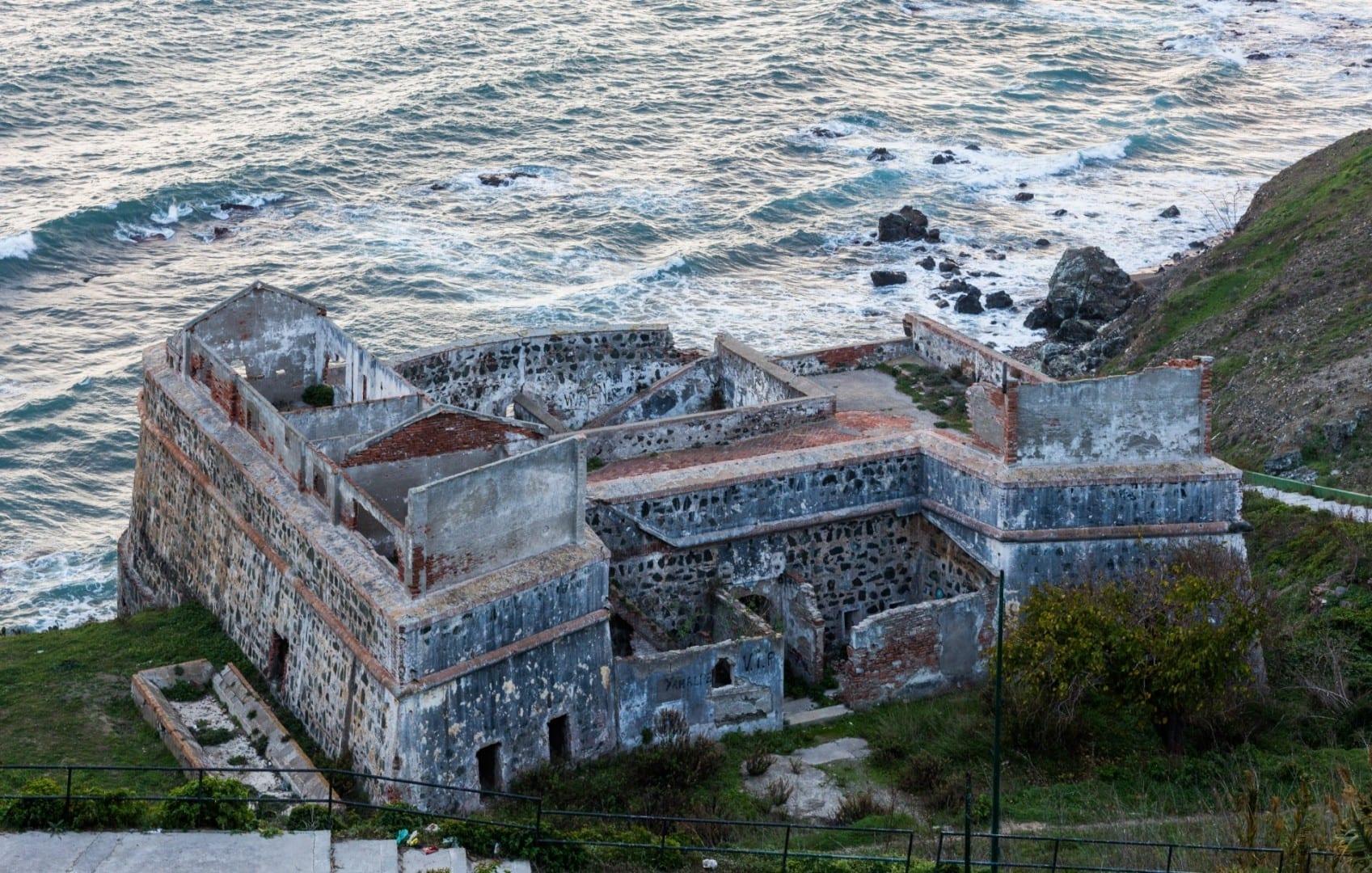 Fuerte del Sarchal Ceuta España