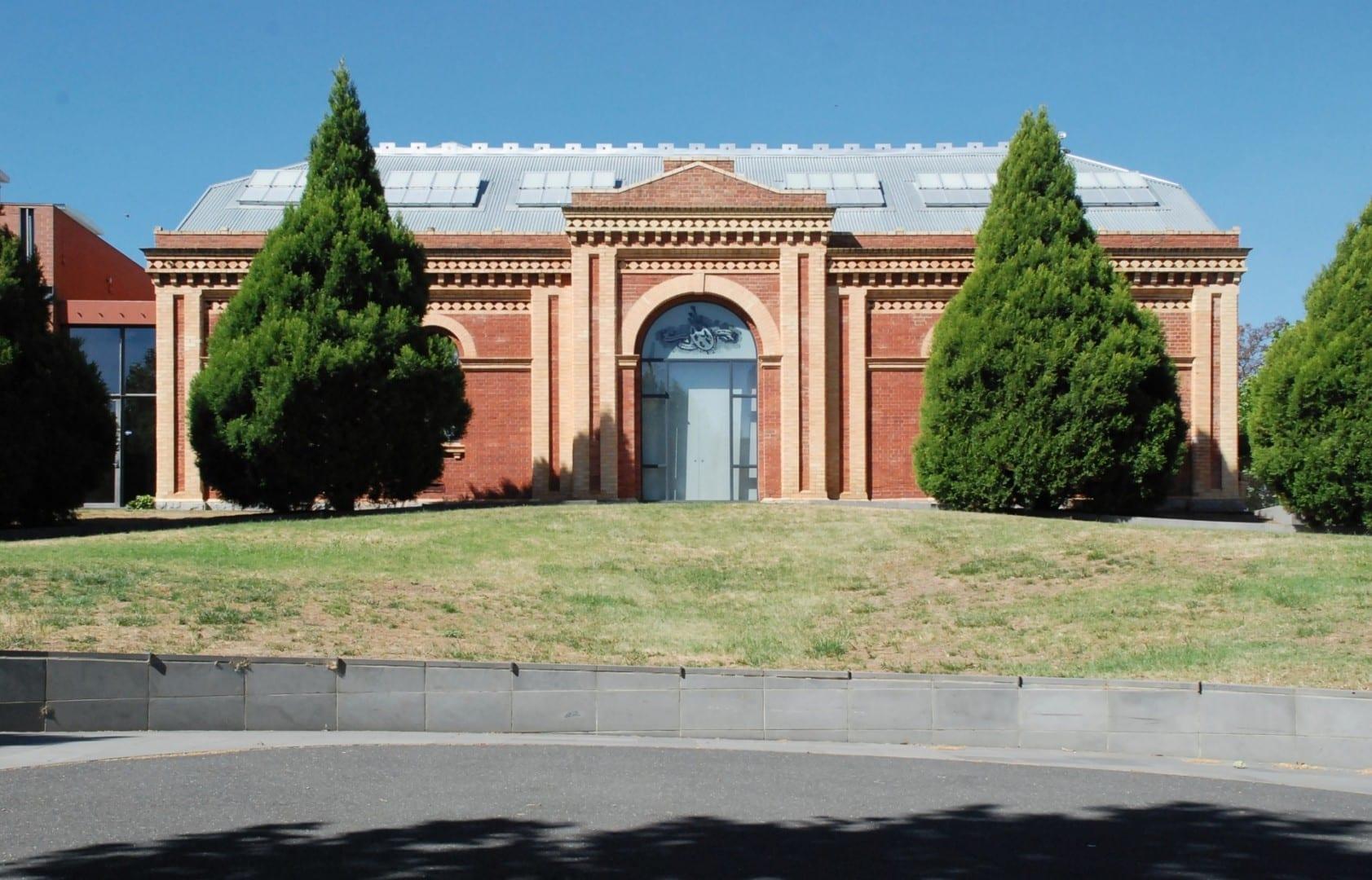 Galería de Arte Bendigo Bendigo Australia