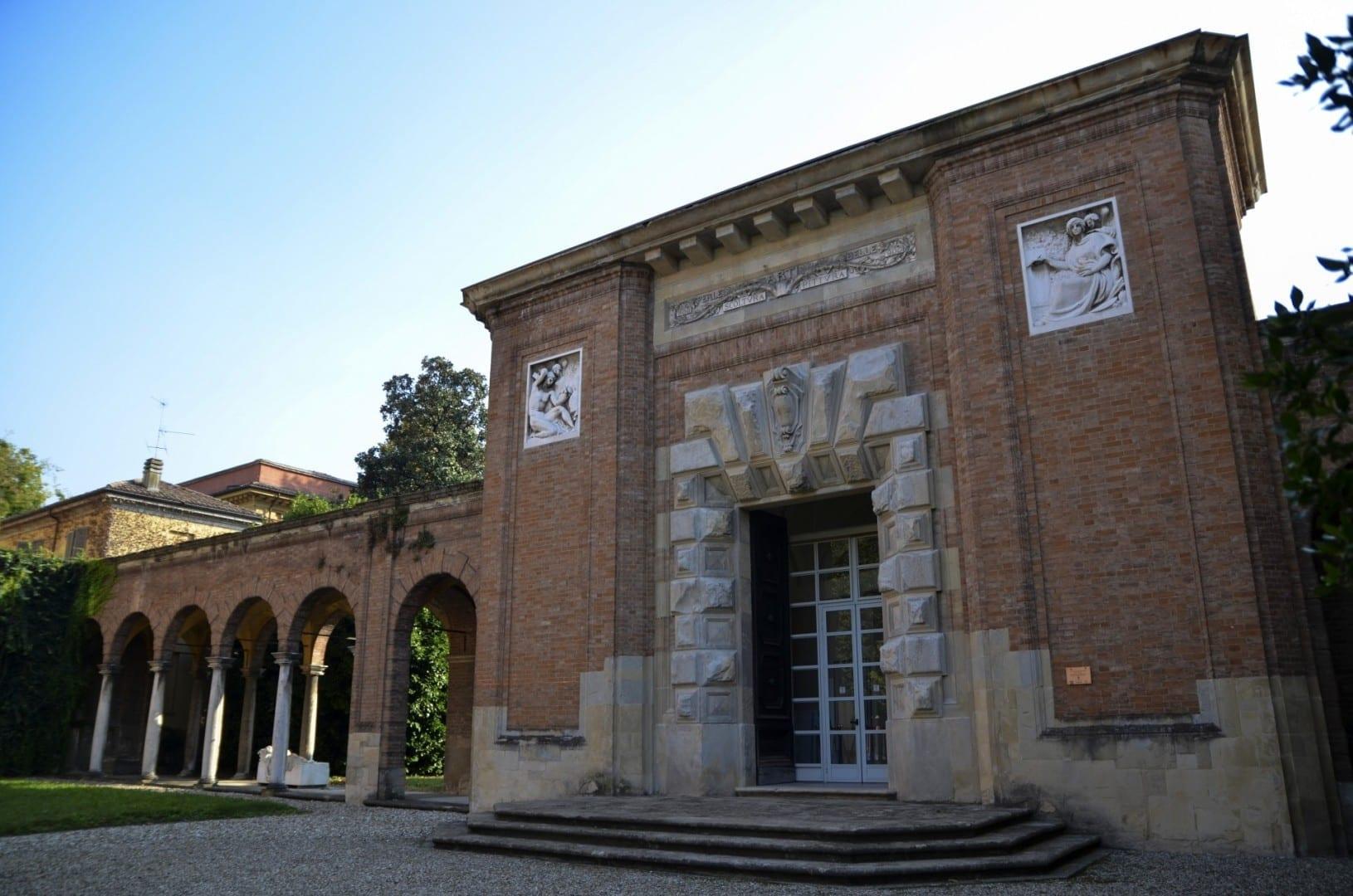 Galería Ricci Oddi Piacenza Italia