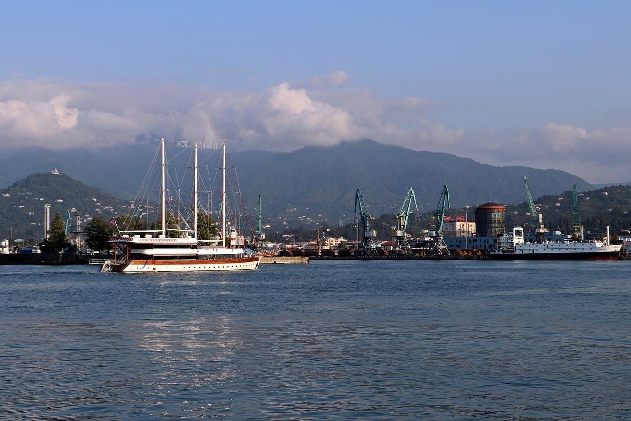 Georgia Batumi Mar Georgia