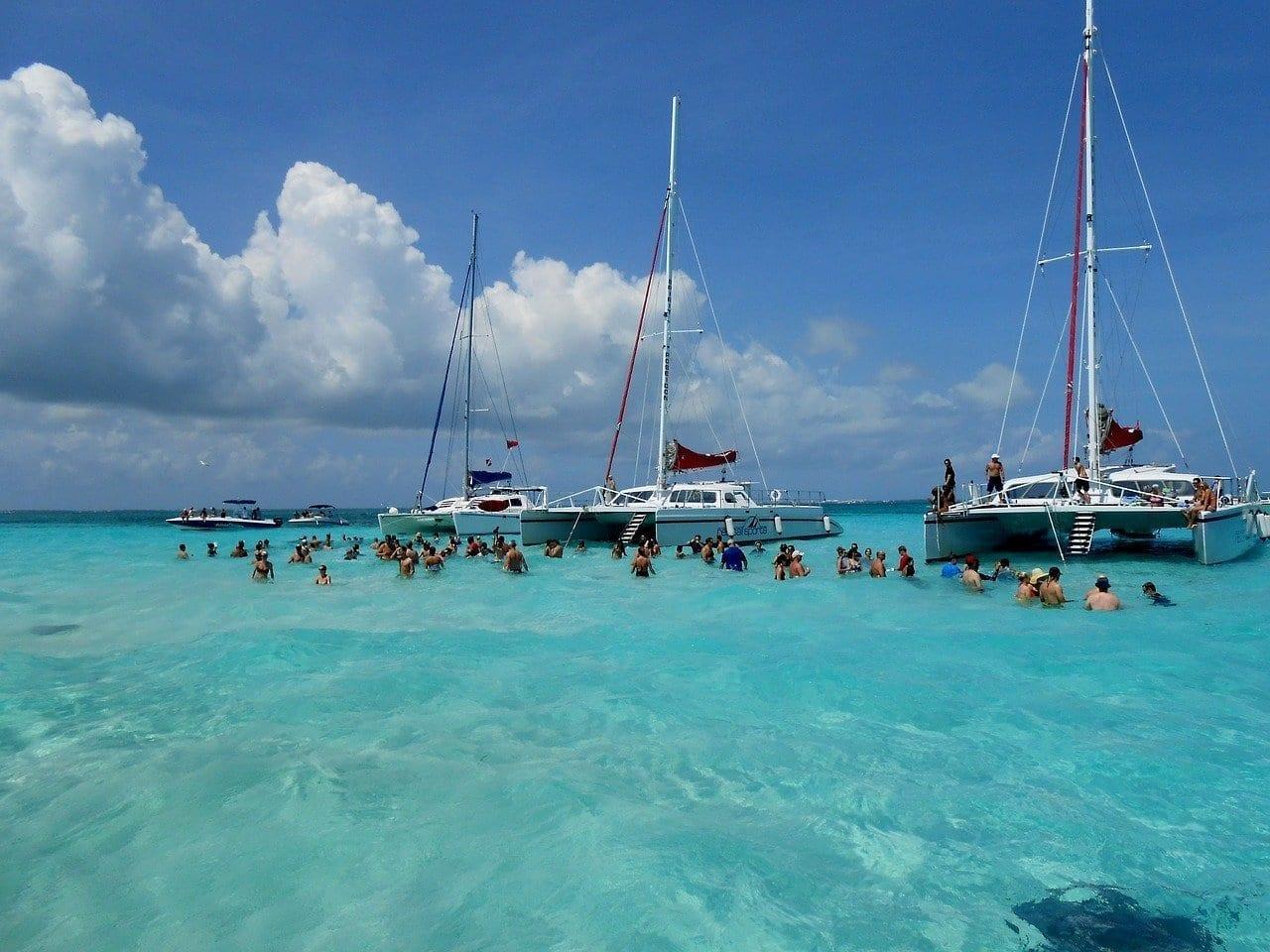 Gran Caimán Islas Caimán Stingray City Islas Caimán