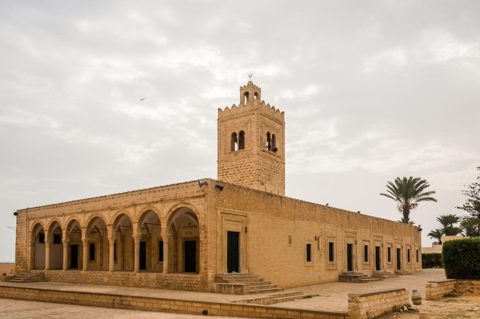 Gran Mezquita de Monastir Monastir Túnez