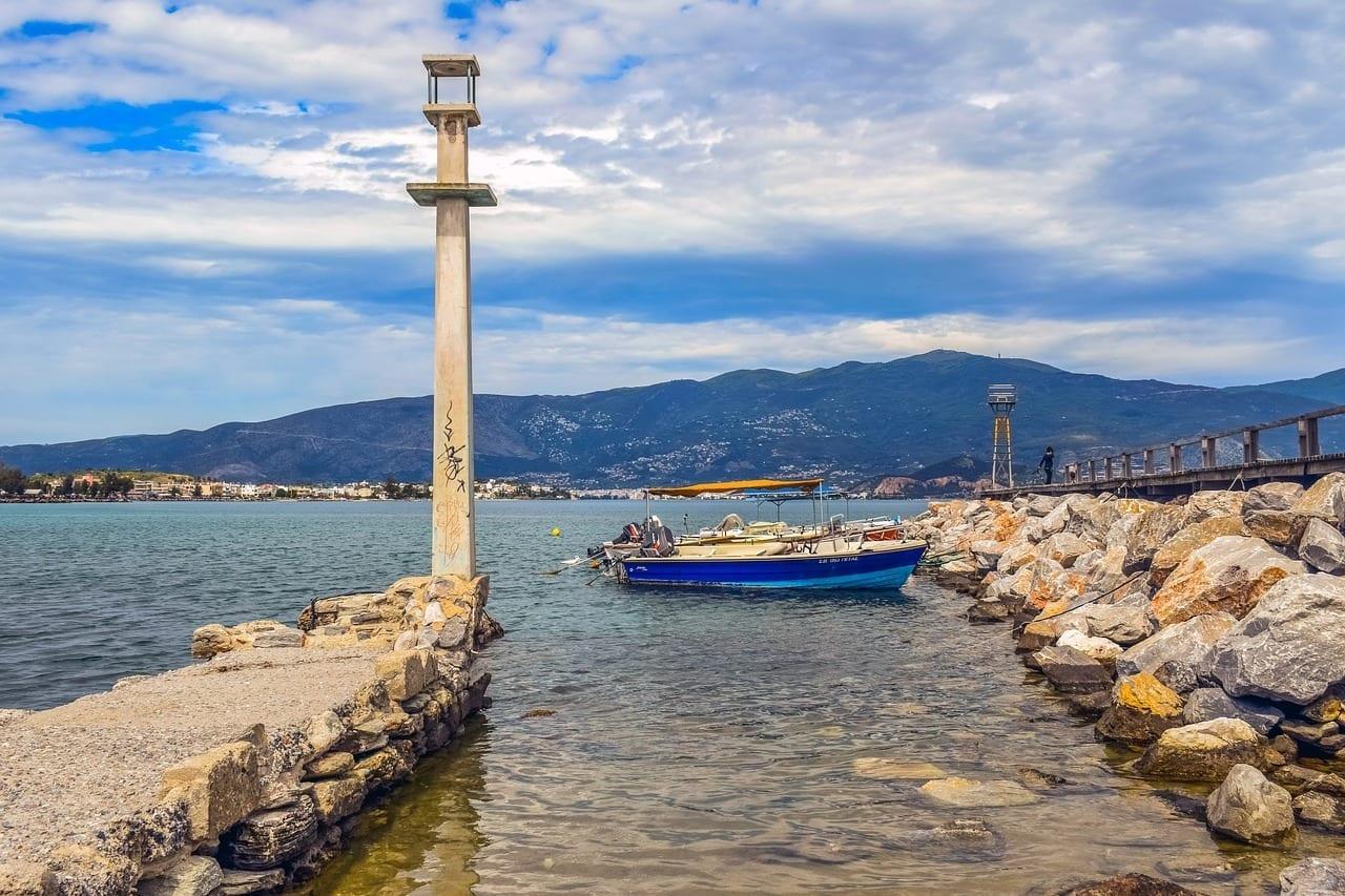 Grecia Volos Alykes Grecia