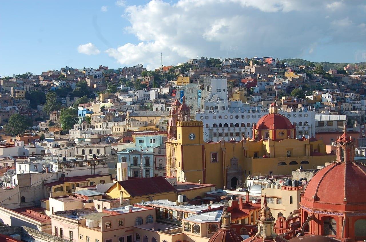 Guanajuato Ciudad México México