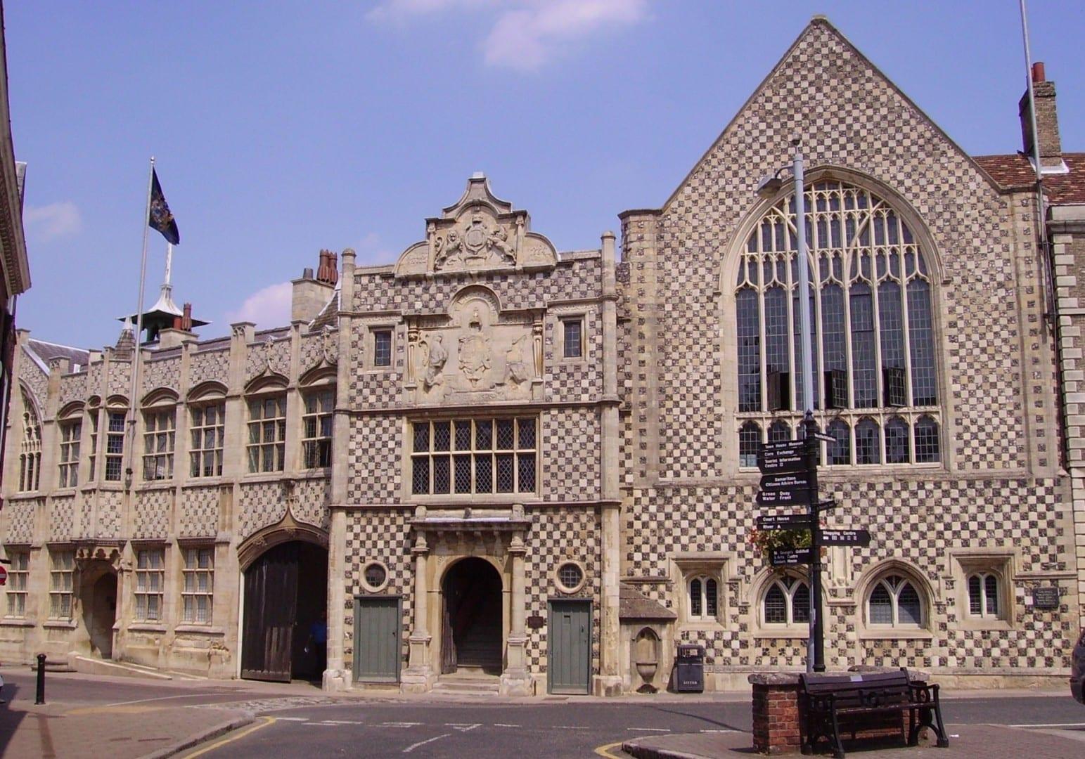 Guild Hall Kings Lynn Reino Unido