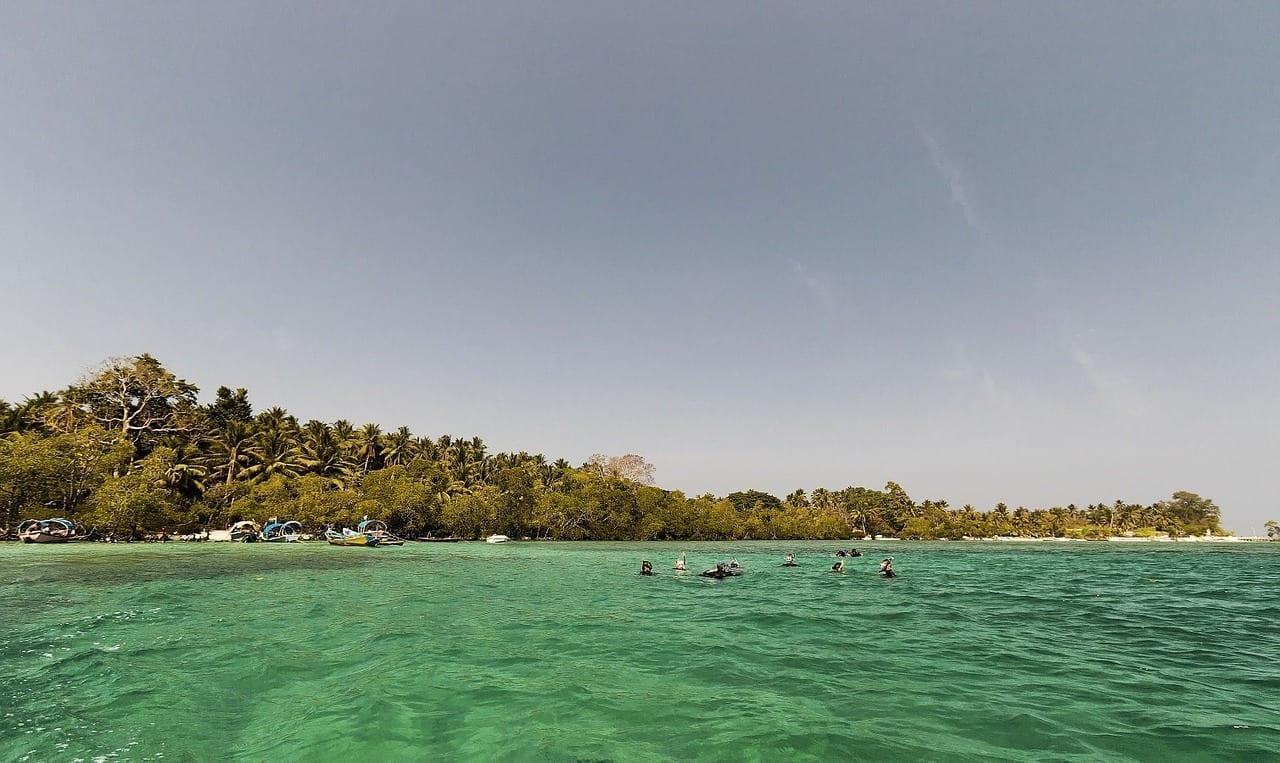 Havelock Andaman Isla India