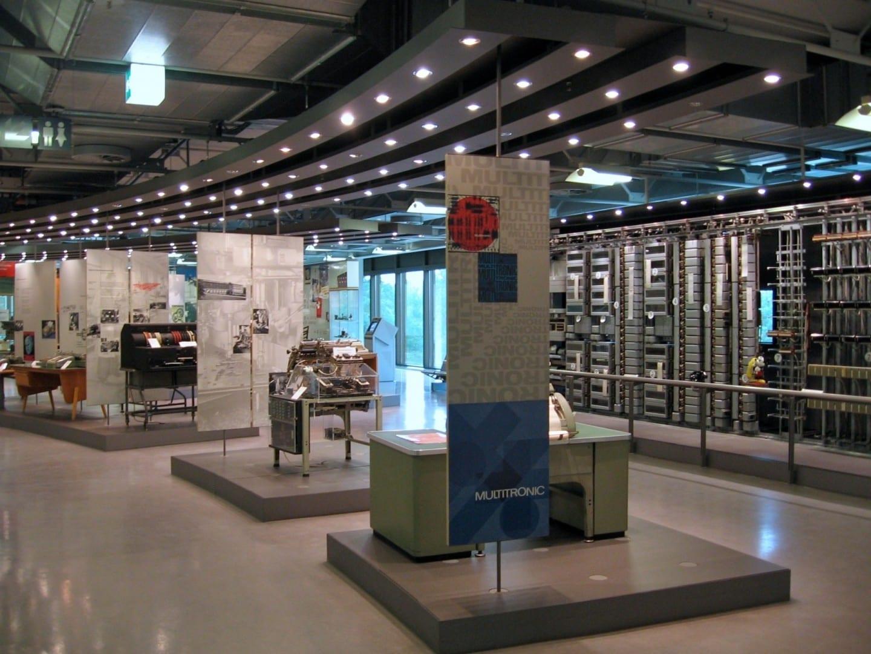 Heinz Nixdorf MuseumsForum Paderborn Alemania