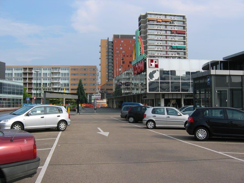 Het Loon - Centro comercial históricamente antiguo abierto en 1965 Heerlen Países Bajos