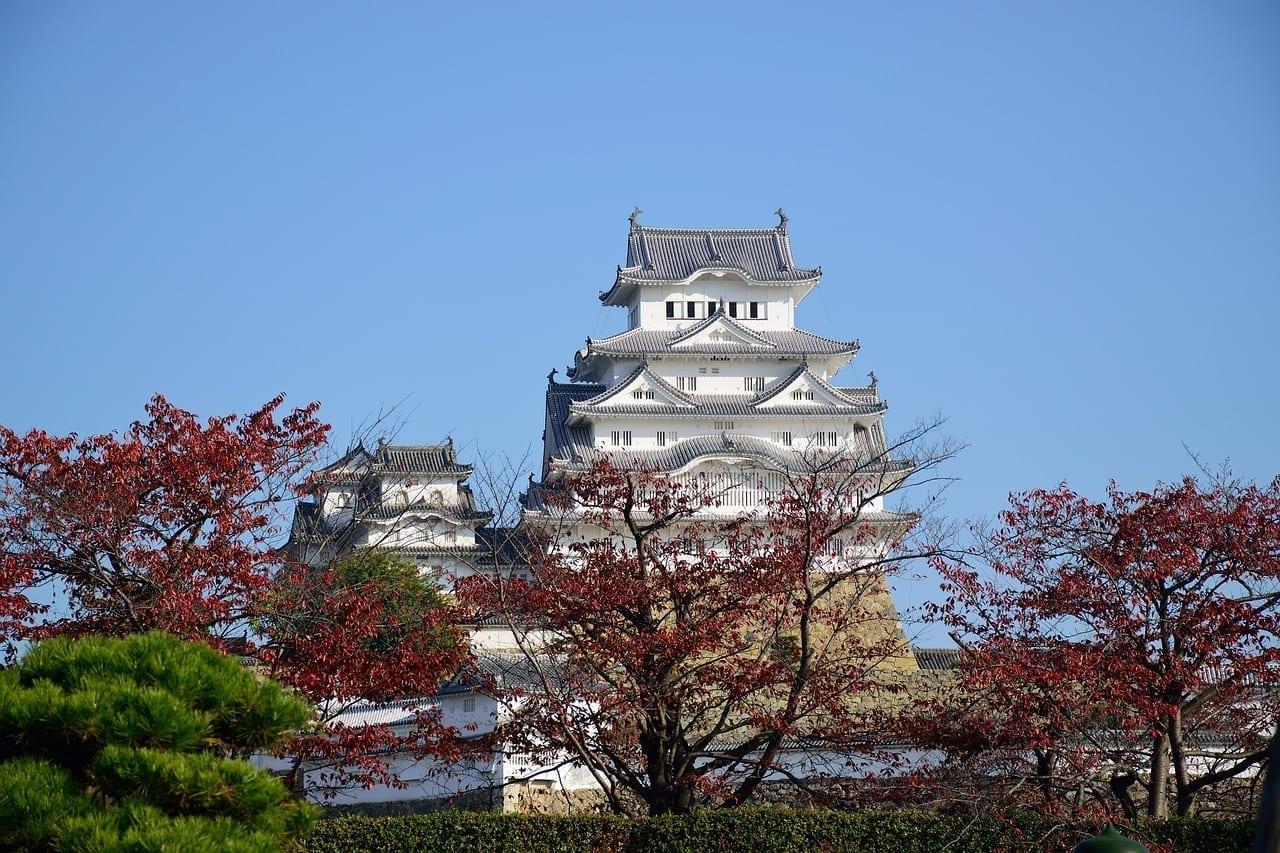 Himeji Castillo Japón Japón