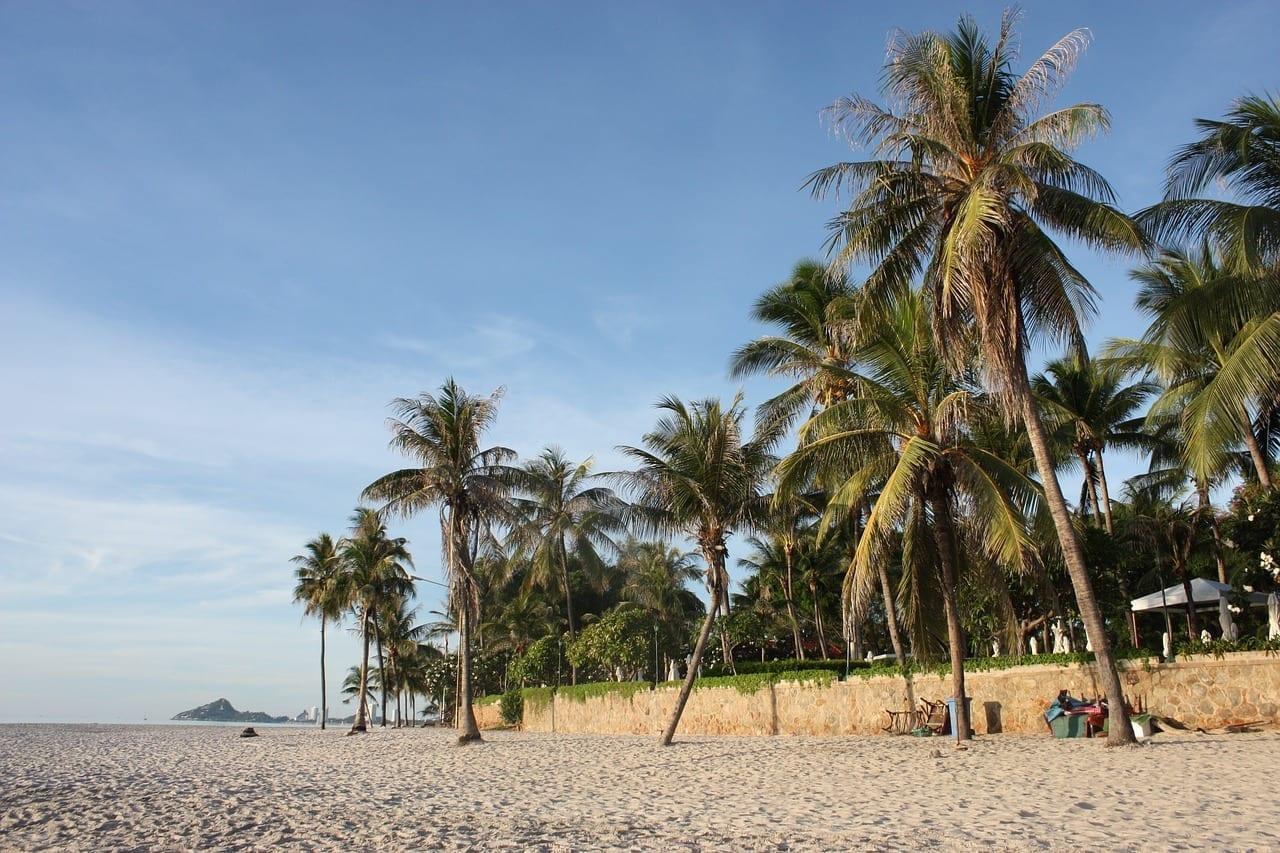 Huahin Hua Hin Playa Tailandia