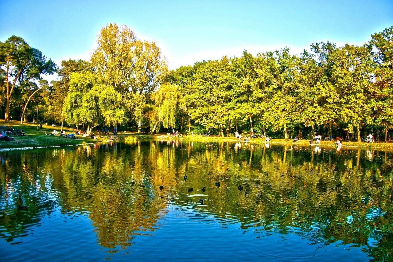 Hungría Debrecen Békás-tó Hungría