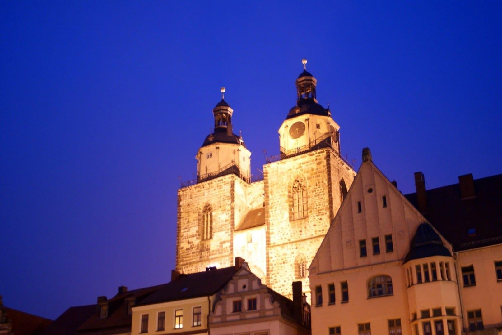 Iglesia de la ciudad (Citychurch) Wittenberg Alemania