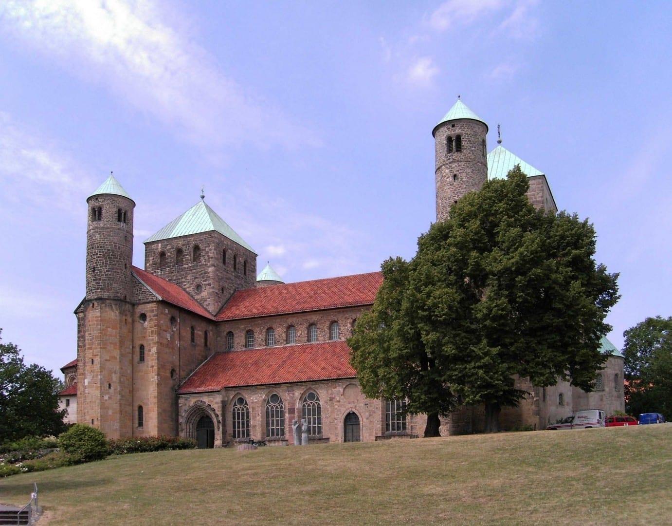 Iglesia de San Miguel (Michaeliskirche) - Patrimonio Cultural de la Humanidad Hildesheim Alemania
