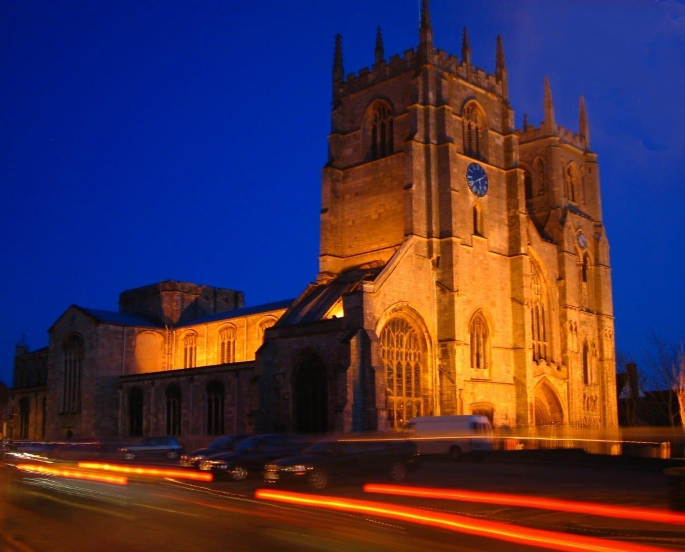 Iglesia de Santa Margarita Kings Lynn Reino Unido