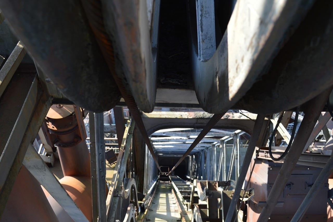 Industria Alto Horno Duisburg Alemania
