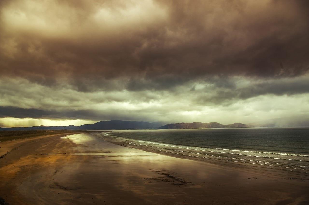 Irlanda Dingle Inch Beach Irlanda