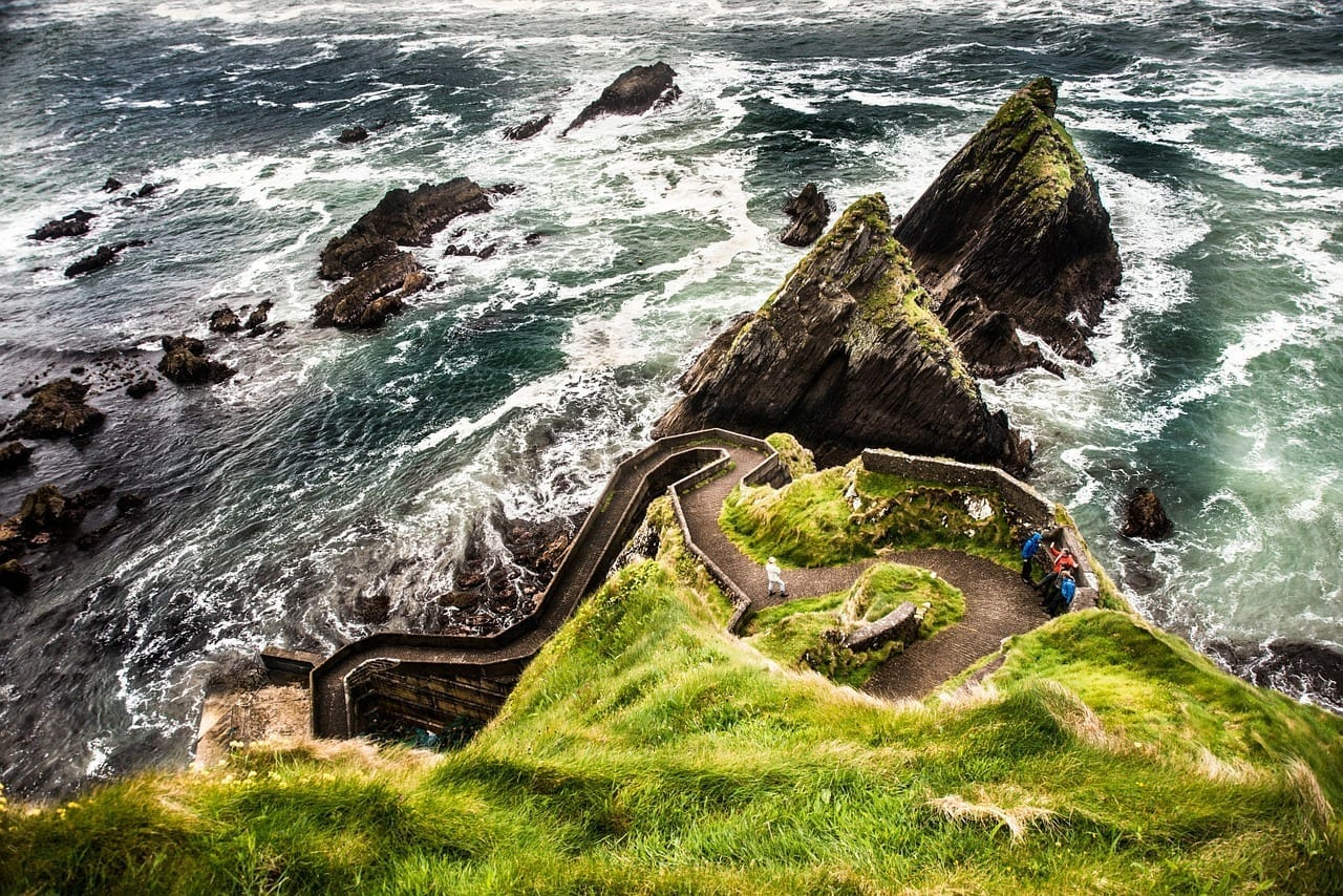 Irlanda Dunquin Papel Dingle Islandia Irlanda