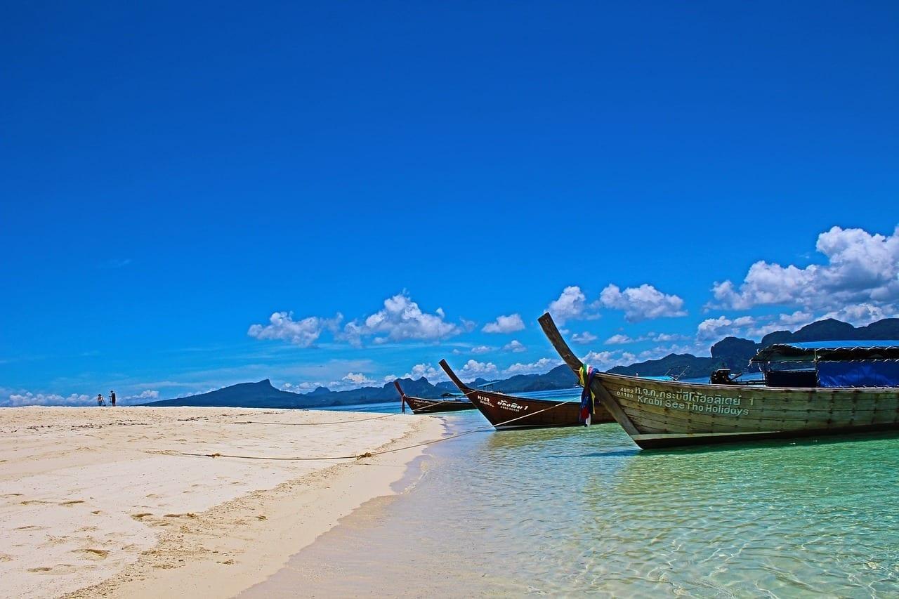 Isla Krabi Tailandia Tailandia