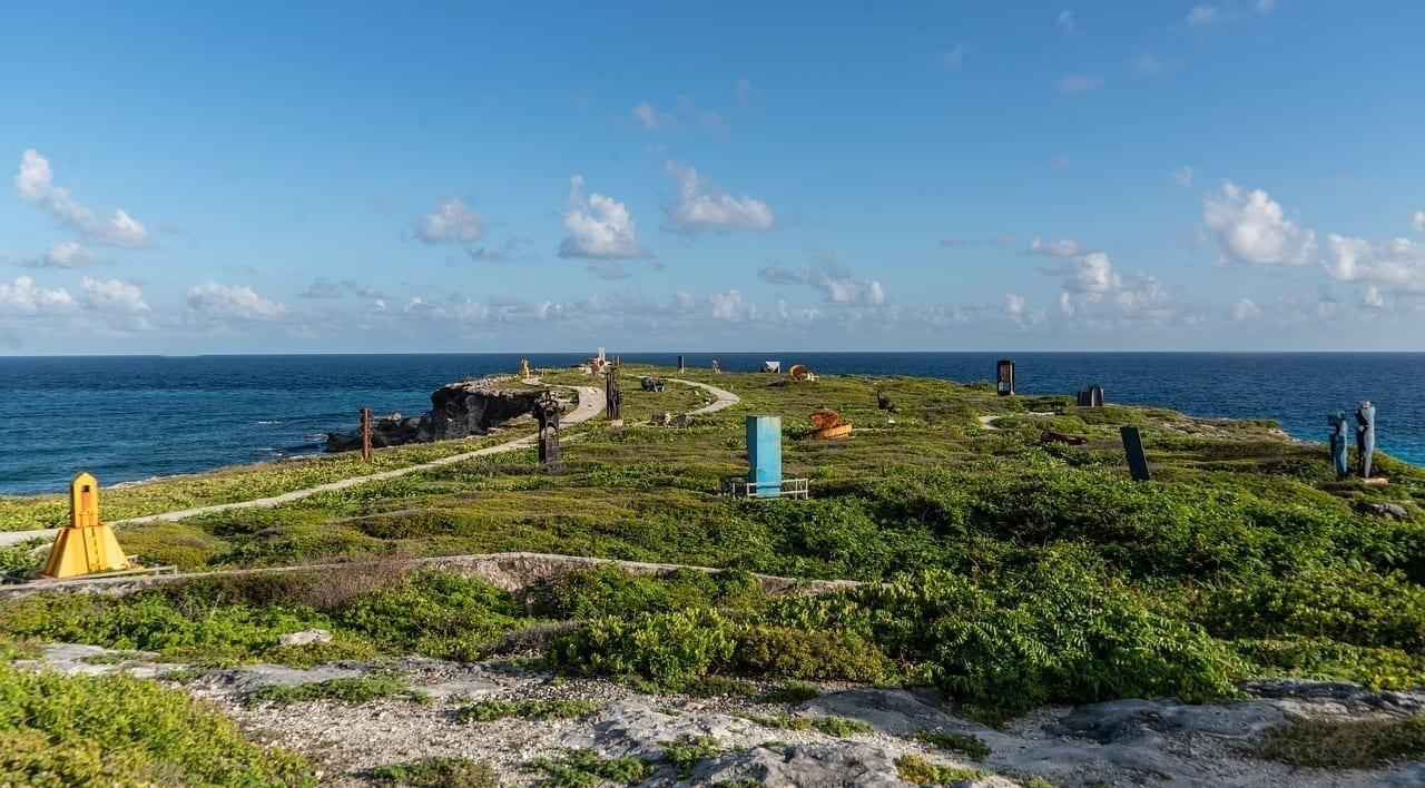 Isla Mujeres Mexico Ruinas México