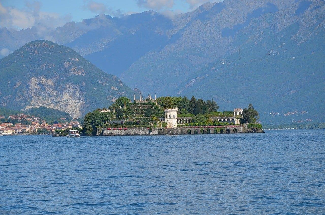 Isla Stresa Italia Italia