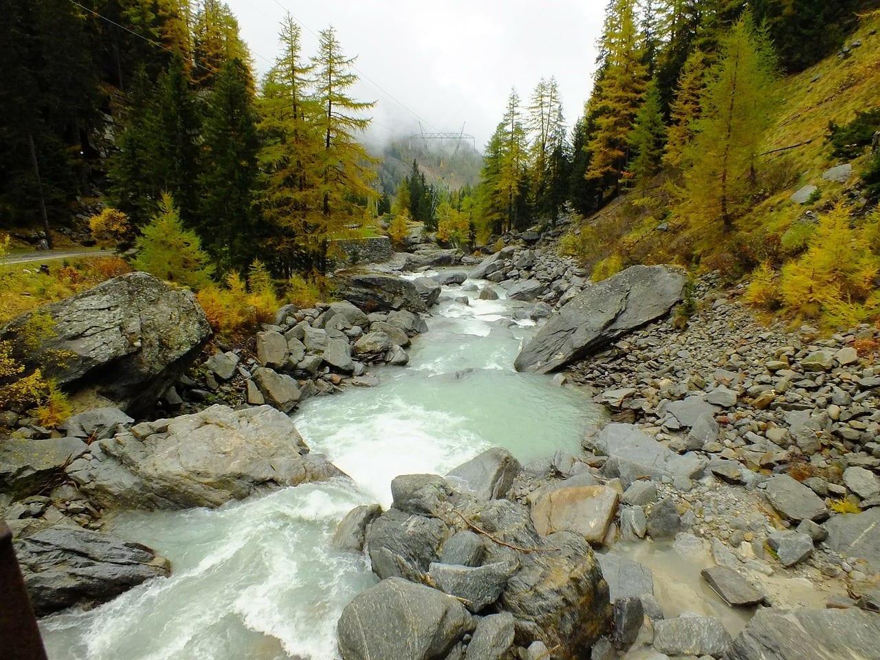 Italia Valle D' Aosta Aosta Italia