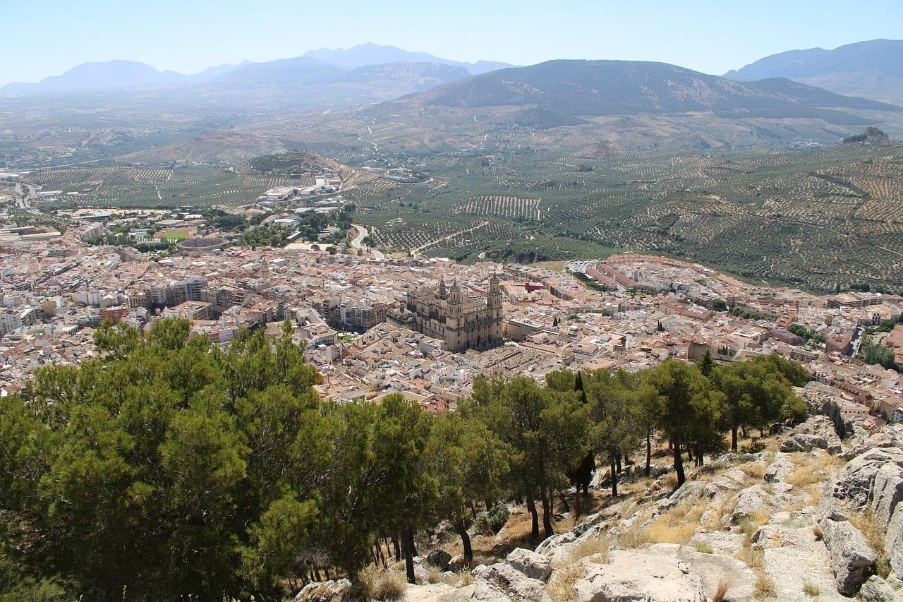 Jaén Catedral Ciudad España