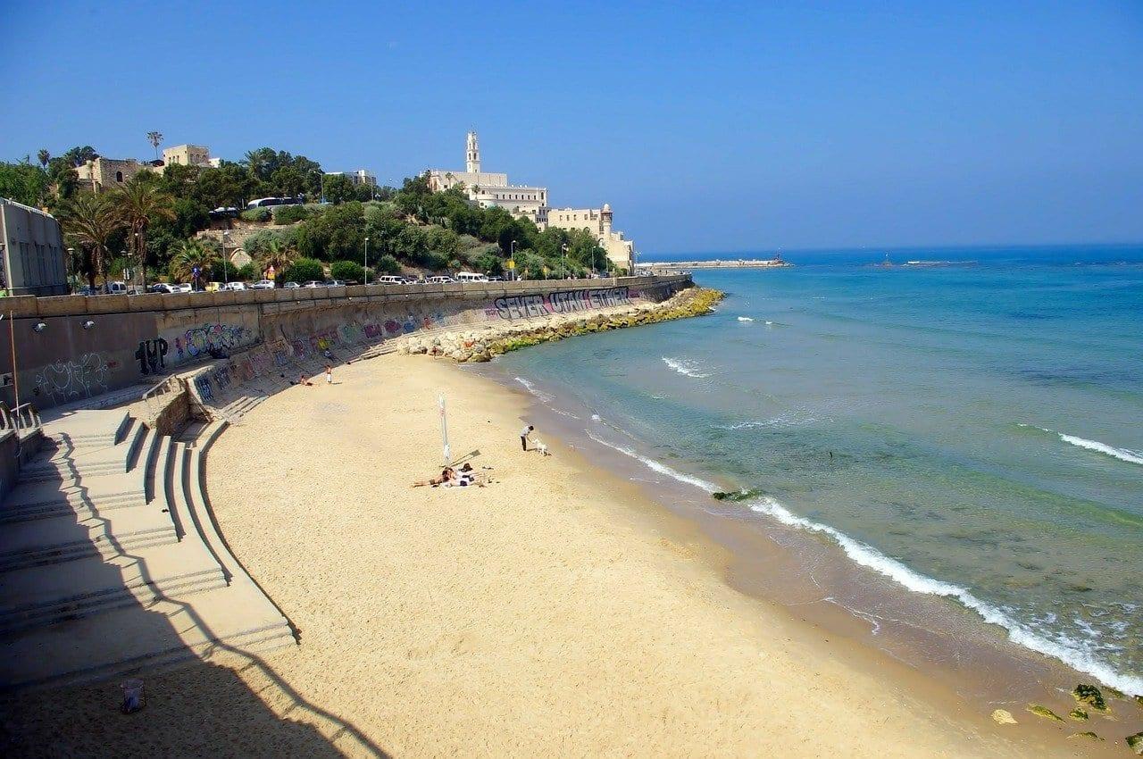 Jaffa Playa Israel Israel