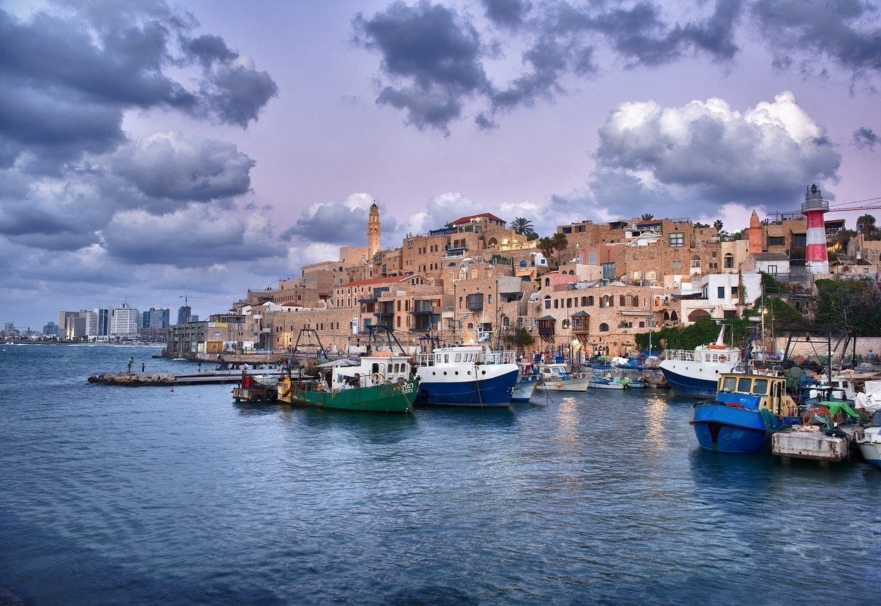Jaffa Puerto Israel Israel